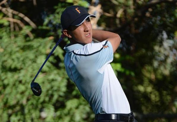 Anguiano Marks Second Straight Big West Golfer of the Month Honors
