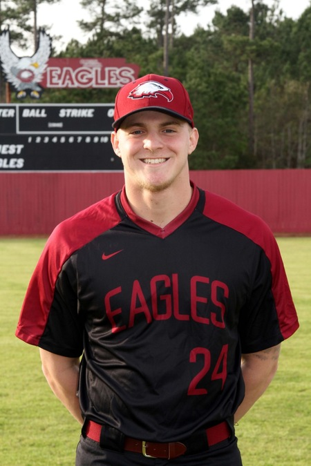 Nick Johnson named ACCC Pitcher of the Week