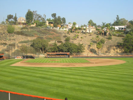 Anderson Field 2007 Occidental