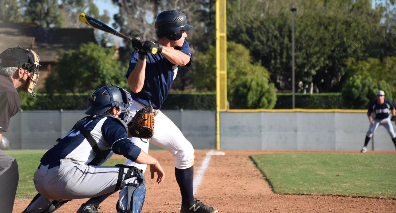 Baseball team comes up short in conference game at Cypress