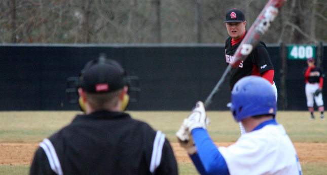 Bridgewater Spoils Lynchburg Pitching Efforts in Doubleheader Sweep