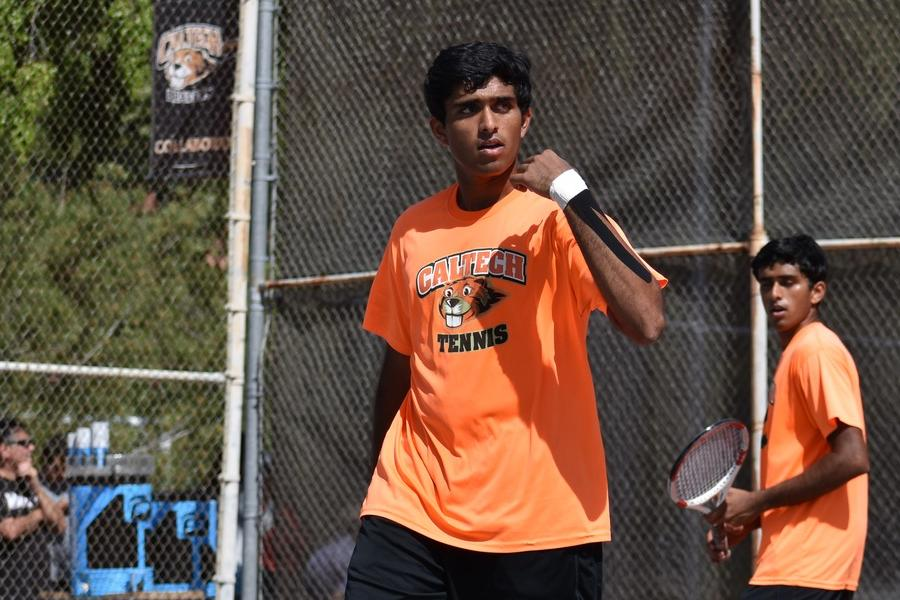 Pathireddy Upsets #3 Seed at Ojai Tournament