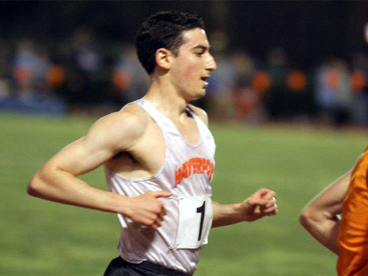 Schilit equals best mark in mile at final qualifier
