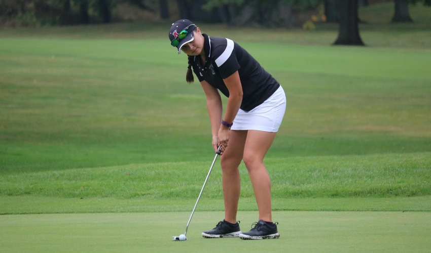 Women's Golf Wins Defiance Invitational with Program Low 324