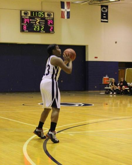 Balanced Offense Propels Women's Basketball to 73-59 Victory