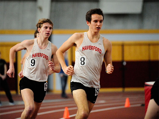 Men's track aims for another high finish at Centennial championships
