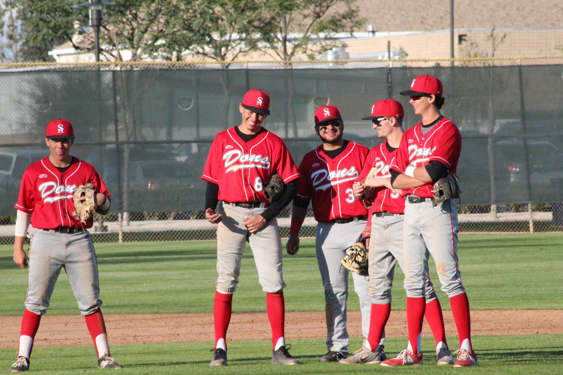 Askins Hits Walk Off Three Run Bomb to Knock Off Undefeated Chaffey