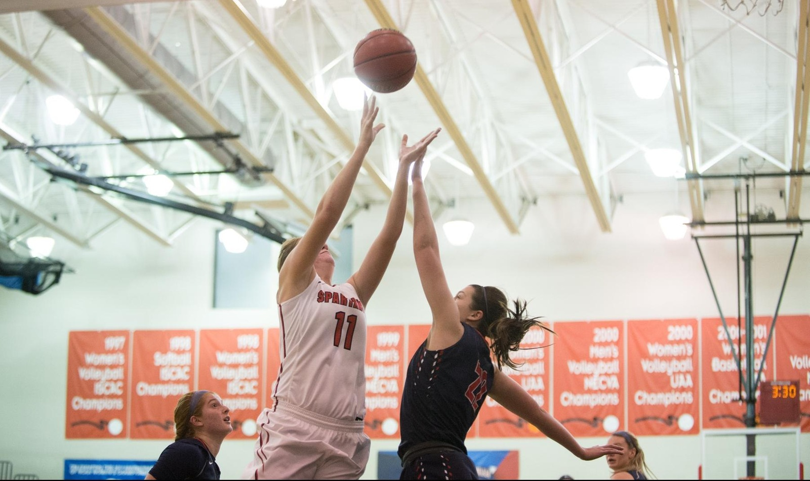 Evans Scores Career High, Hore Flirts with Quadruple-Double in Win over Morrisville