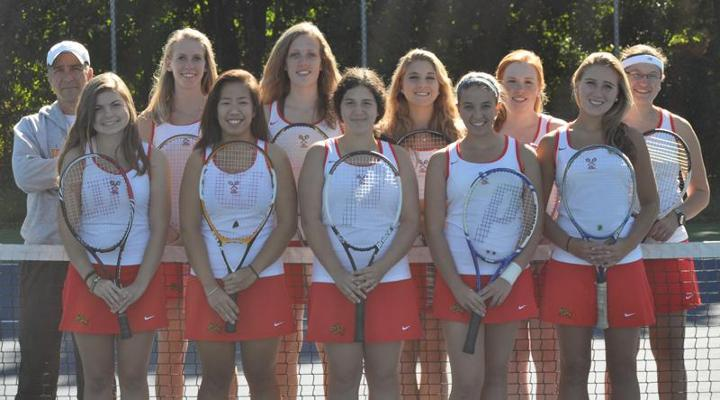 Women's Tennis Garners ITA All-Academic Team Award, Seven Scholar-Athlete Selections