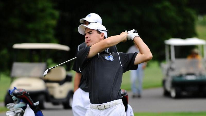 Mullen Named NEC Golfer of the Month