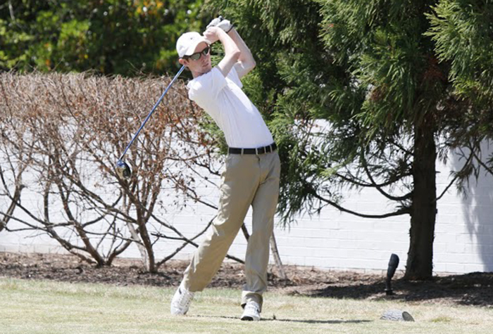 Golf Finishes 5th of 7 at CAC Championship