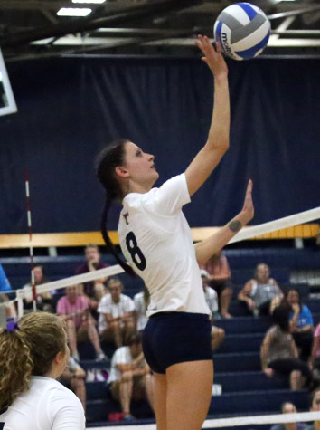 Guilford Volleyball Defeats Emory & Henry, 3-1, Saturday In ODAC Finale