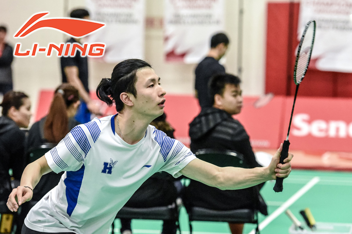 Li-Ning serves up a partnership with the CCAA