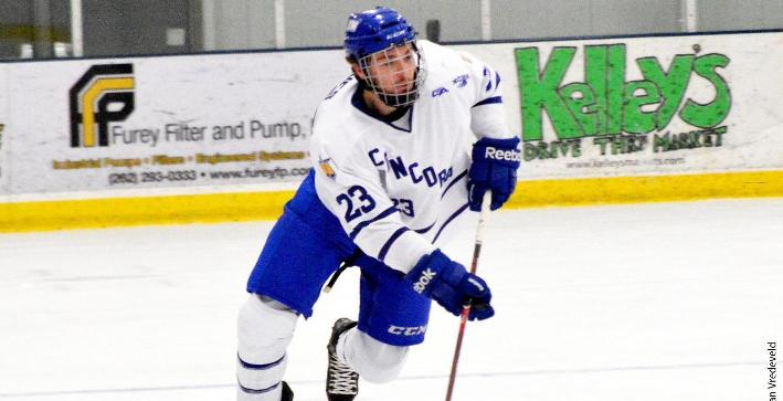 Men's Hockey unable to solve MSOE in conference road game