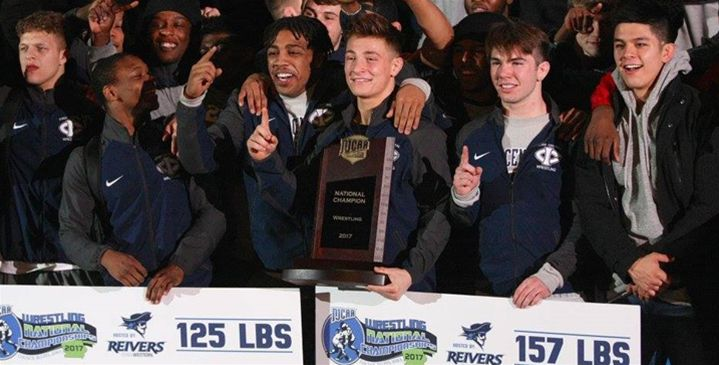 Tradition Continues for Championship Tritons