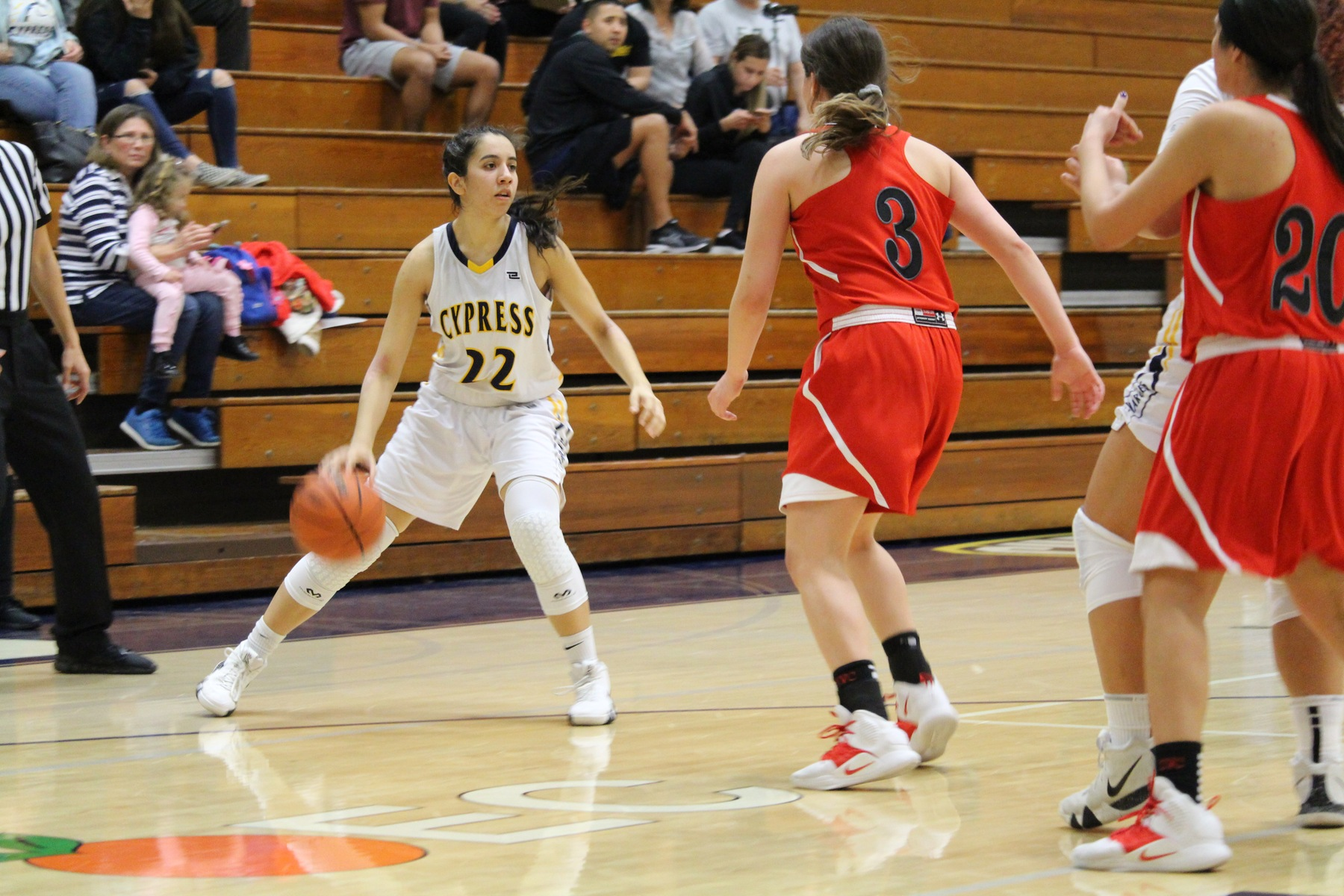 No. 14 Lady Chargers Set for SoCal Regional Showdown with No. 3 East LA
