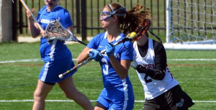 Reiter scores five goals, Wooster controls Women's Lacrosse