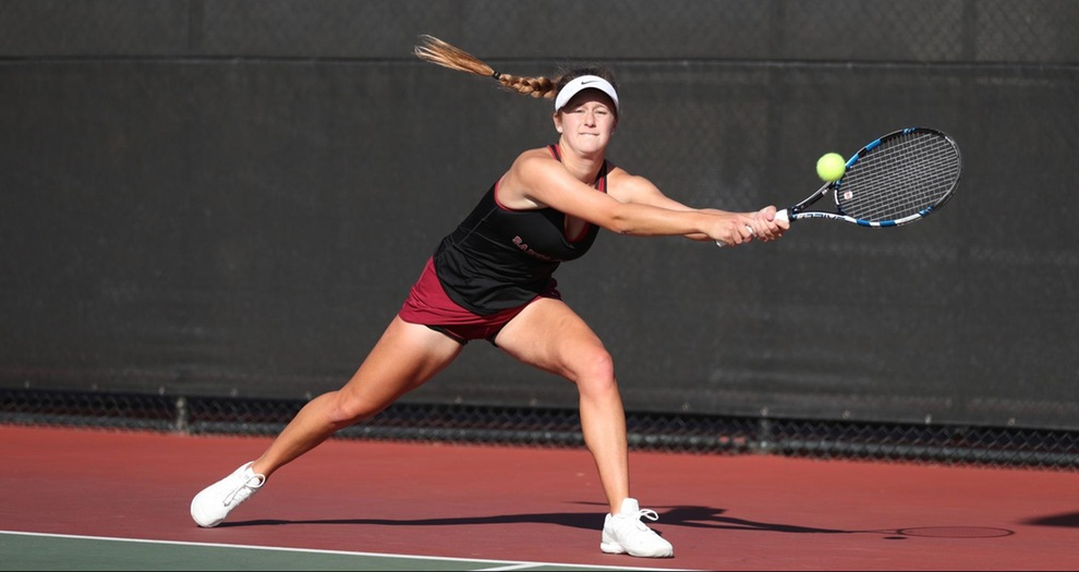 Women's Tennis Wraps Up Play at Cal Fall Invitational