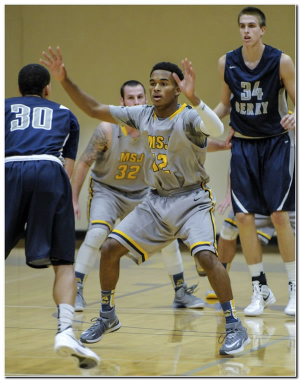 Lions' men's basketball team edged on road at Thomas More College, 77-76