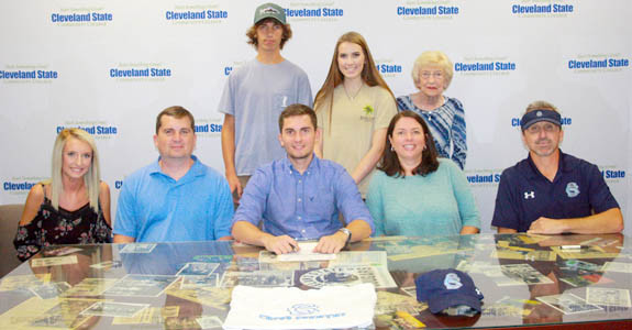 Men's Cross Country Signs Fourth Local Runner