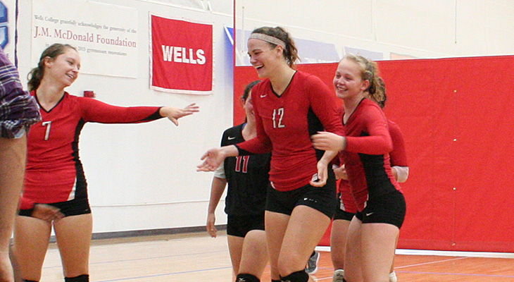 Women's Volleyball Takes Pair of Non-Conference Wins