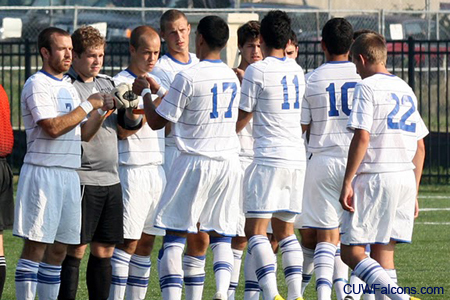 Men's Soccer Begins Four-Match Homestand with North Central