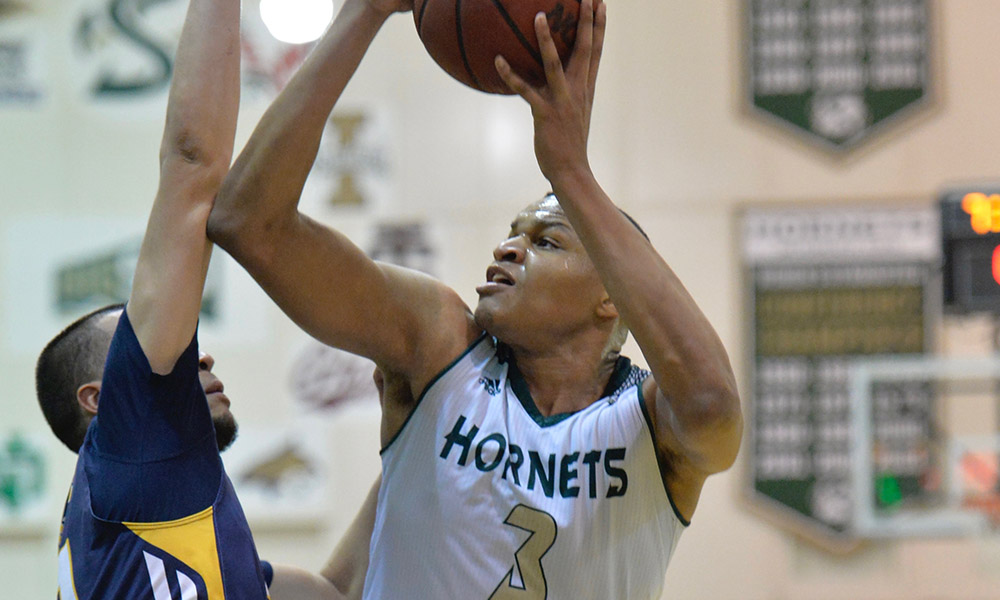 STRINGS SCORES 30 IN MEN'S BASKETBALL'S 88-77 SENIOR NIGHT WIN OVER NORTHERN COLORADO