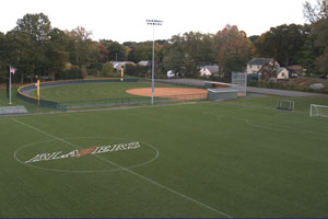 Elms College Completes $1.71 Million Field Renovation Project