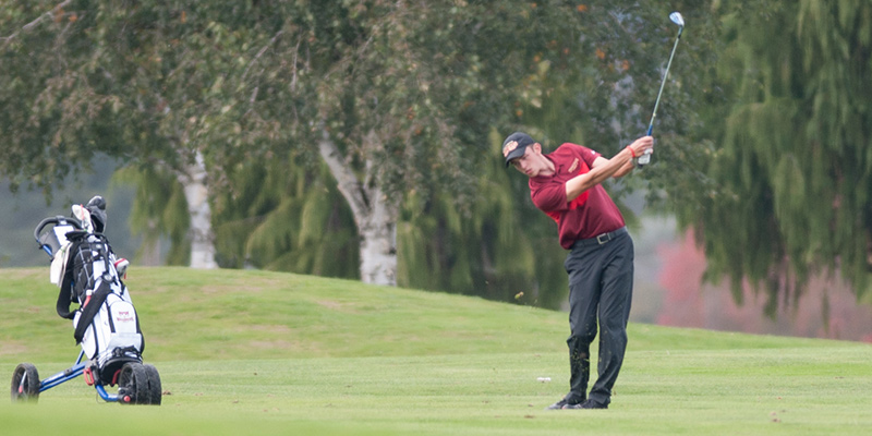 Graham Breaks Four-Way Tie on Second Playoff Hole at Willamette Spring Thaw
