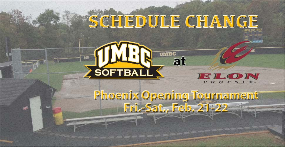 *Schedule Update; Softball Travels to Phoenix Opening Tournament on Friday and Saturday