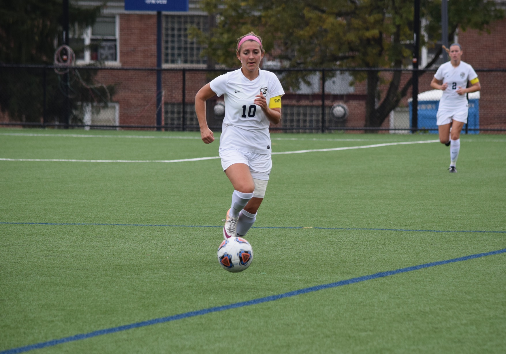 Christensen's OT Goal Leads JC Past Waynesburg