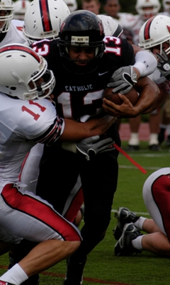 Cardinals Defeat Bishops in 34-33 Overtime Thriller