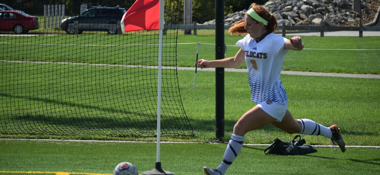 Women's Soccer Tops Suffolk 4-1 for 8th-Straight Win
