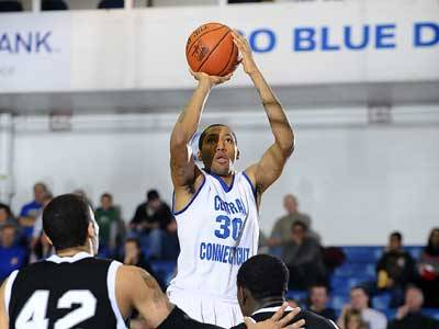 Junior Ken Horton Named Choice Hotels NEC Player of the Week for the Second Time