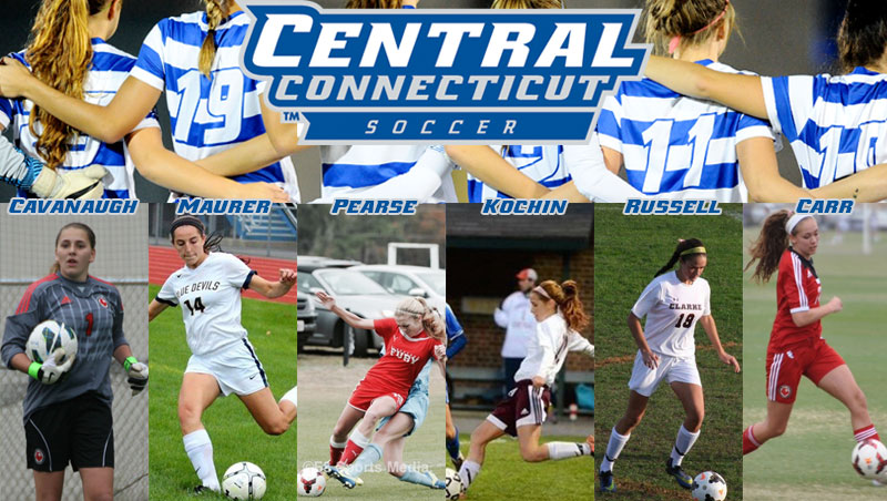 D'Arcy and Women's Soccer Add Six for 2015