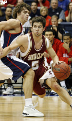 Broncos Fall to Gonzaga in WCC Semifinal