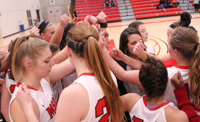 Women's Basketball Goes Cold in Loss at CUC