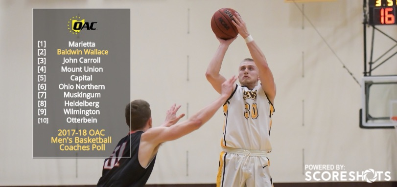 Senior All-OAC guard Cam Kuhn