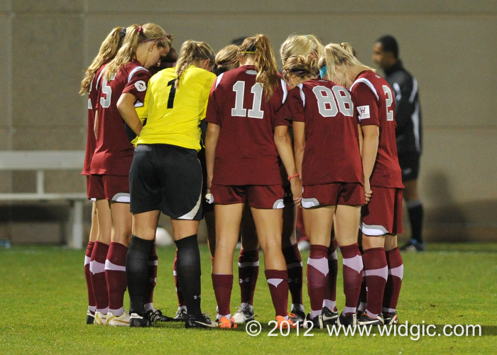 Women's Soccer Falls in Second Round of NCAA Tournament