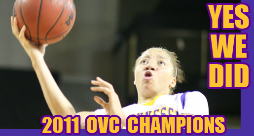 Tech claims OVC championship outright with 63-50 win over Jacksonville State