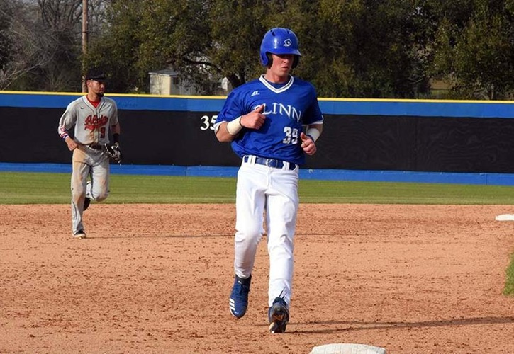 Blinn swept by Alvin at home, 11-3 and 11-2