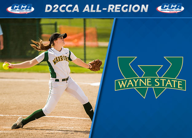 GLIAC Notches 10 D2CCA Softball All-Region Honorees; WSU's Butler Player of the Year