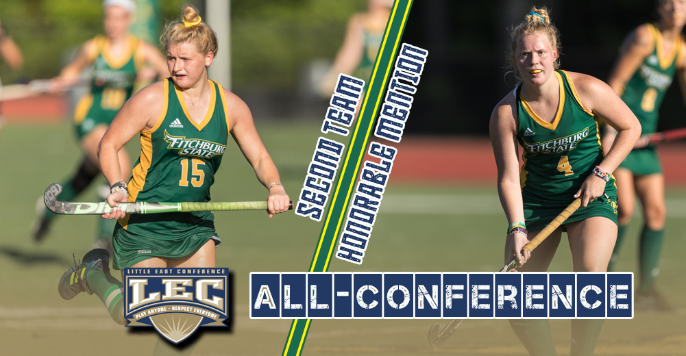 Falcons Name Pair To LEC All-Conference Teams