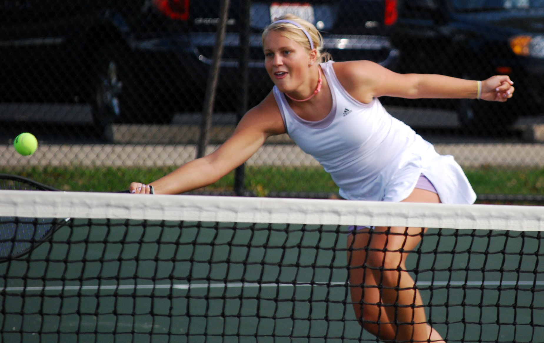 DC Drops HCAC Tri-Match with Bluffton and Rose-Hulman