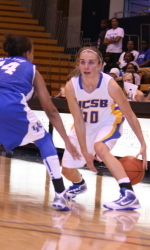 UCSB Heads North for Two Conference Games