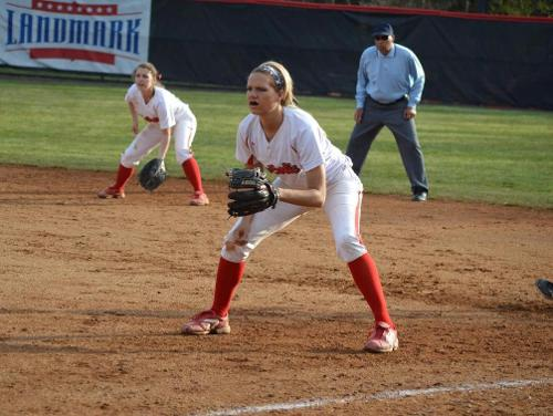 Lady Cards Split Mid-Week Matchup With Stevenson