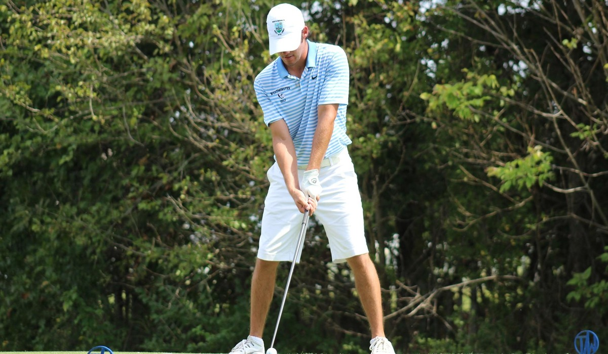 Westminster Men's Golf Places Sixth at SLIAC Fall Preview