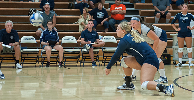 Women's Volleyball Starts 2017 Season with 15th Annual Greyhound Premiere