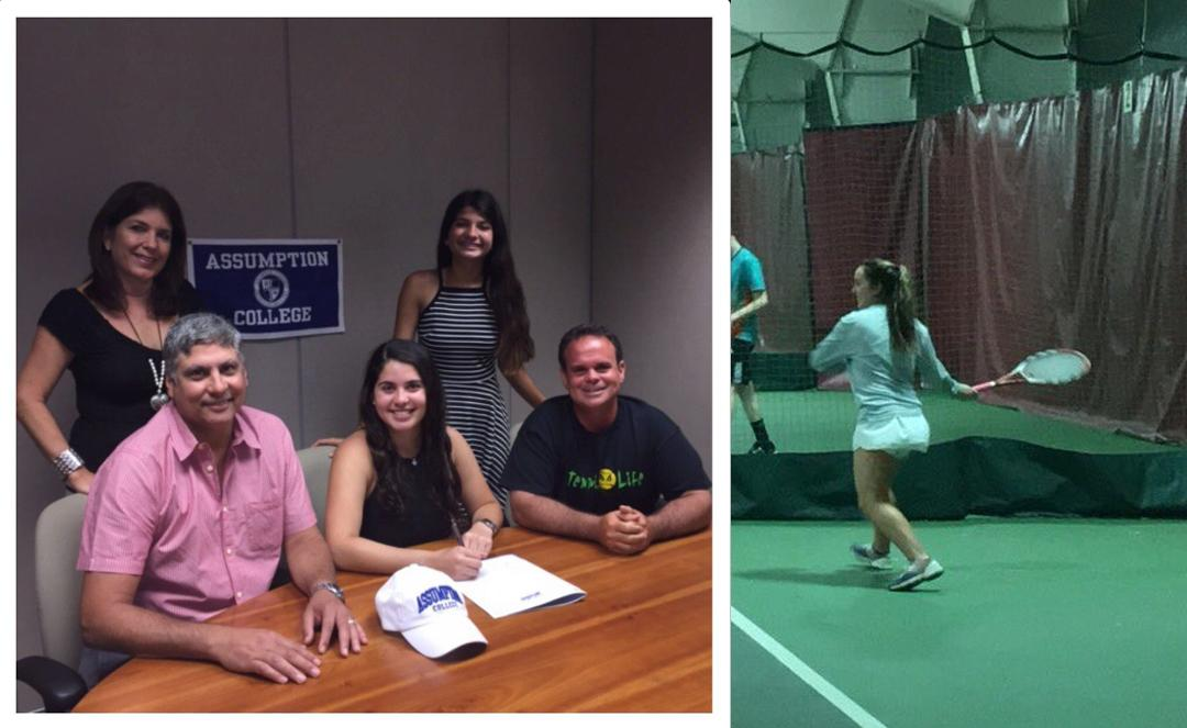 Williamson Adds Two to Women's Tennis Fall Roster