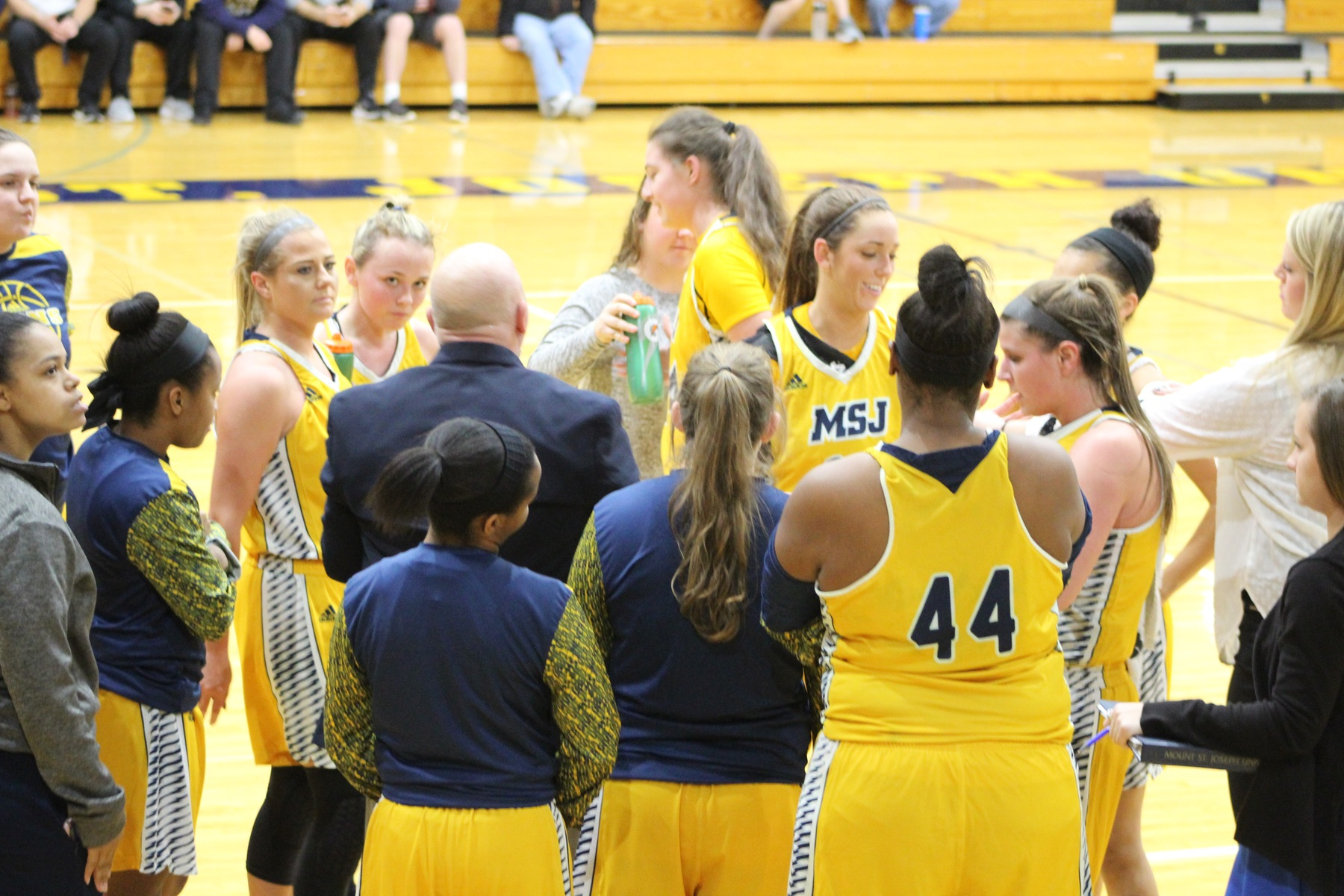 Mount St. Joseph Women's Basketball Season Comes to an End